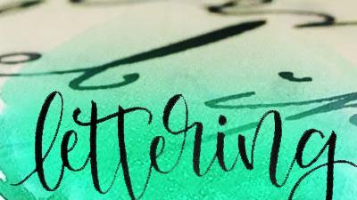 Caligrafía y Lettering