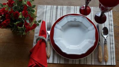 Comedor, Cocina y Navidad