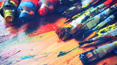 Pintura Básica y Aplicación del Color